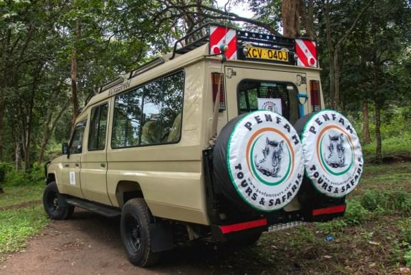 Penfam Tours and Safari 4x4 Kenya Safari L