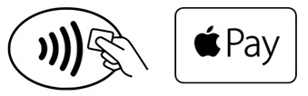 Apple Pay Symbols