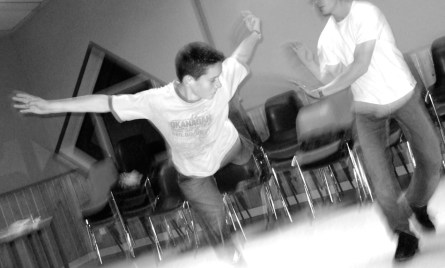 Capoeira Mata Um