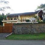 Villa Ims Triniti Kampung Daun Lembang 7 kamar private pool