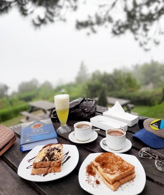 gambar menu makanan minuman pondok kopi umbul sidomukti
