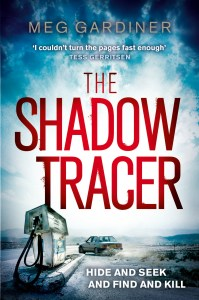 Book Cover: The Shadow Tracer