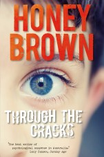 Book Cover:  Through the Cracks