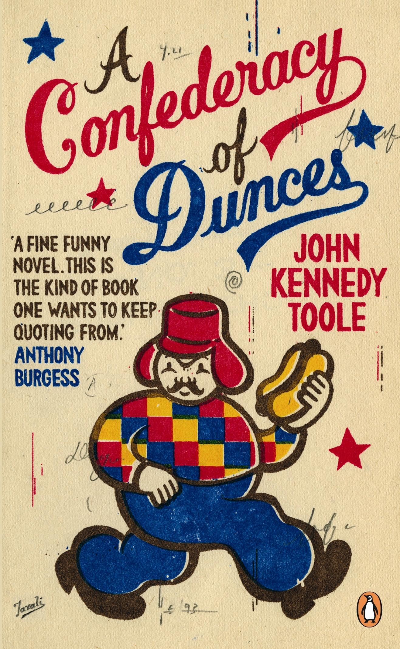 A Confederacy Of Dunces John Kennedy Toole Pdf