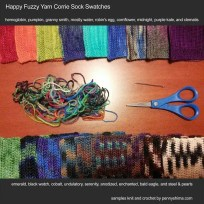 yarn company swatches
