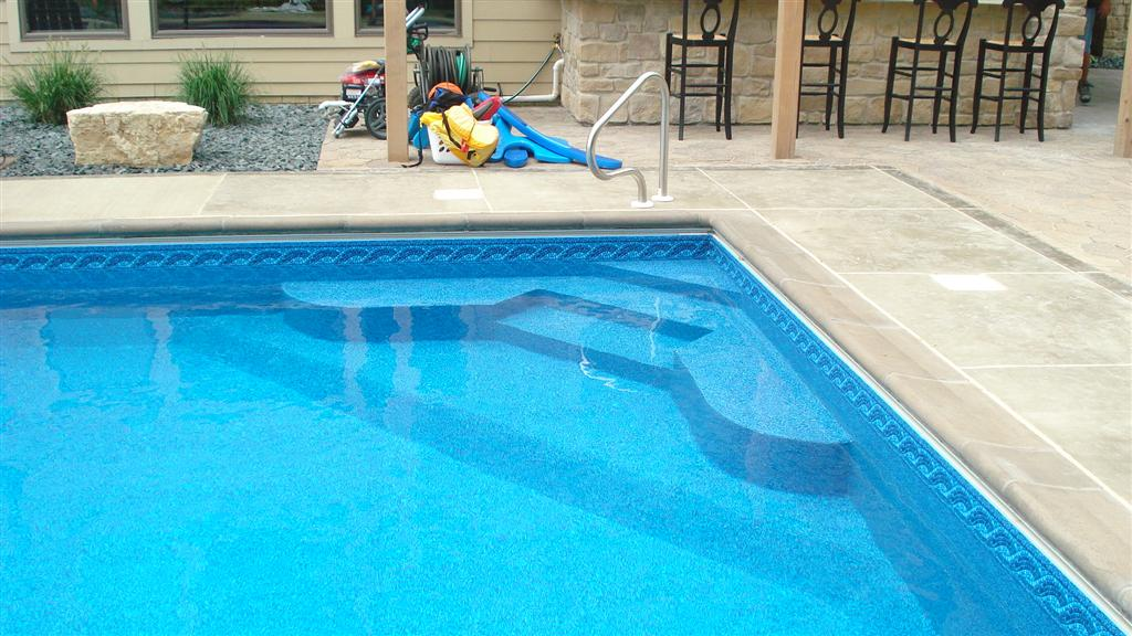 Pool Steps And Ladders Penguin Pools Can Create Any Custom Step