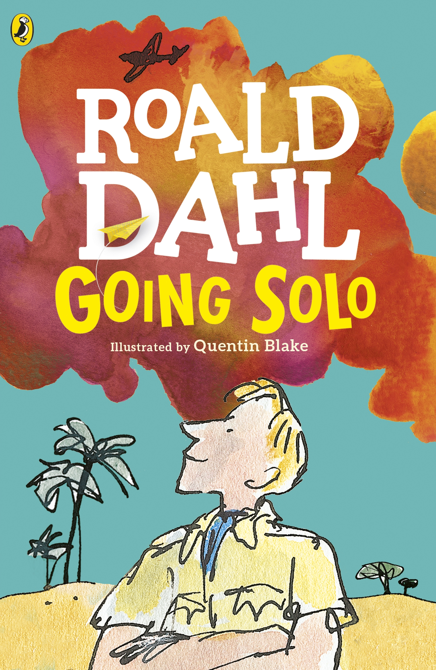 Going Solo By Dahl Roald