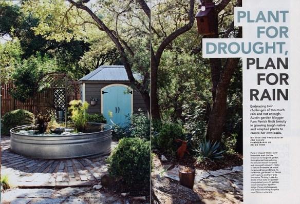 Read About My Garden In Country Gardens Magazine Best Gardening