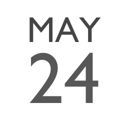 HL MAY 24
