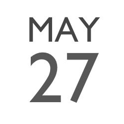 HL MAY 27