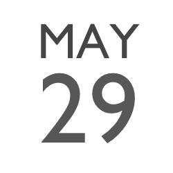 HL MAY 29