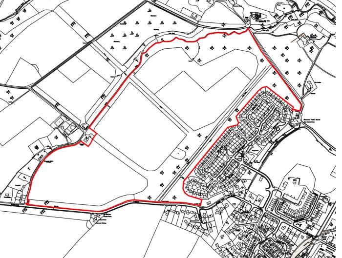 © University of Edinburgh - Location Plan