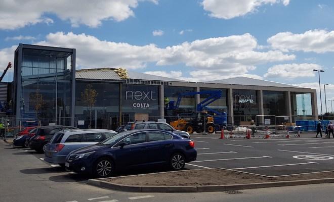 Hiring Begins At New Gigantic Next Store The Penicuik Cuckoo