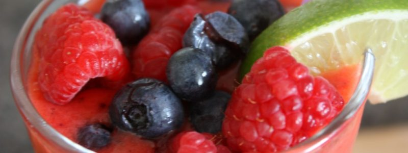fruit and sugar