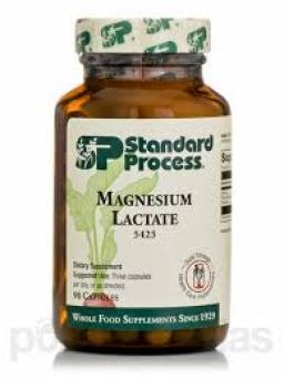 magnesium for stress relief