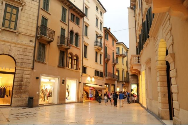 Verona, Italy Photo: Peninsularity Ensues