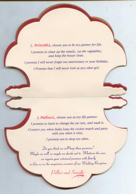 Ideas Wedding Invitation Email Indian Wordings