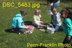 3-31-2018 Delmont Egg Hunt