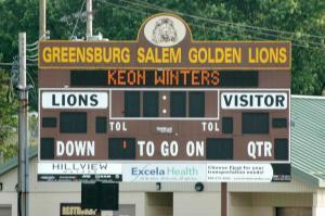 2016 GS Graduation Scoreboard