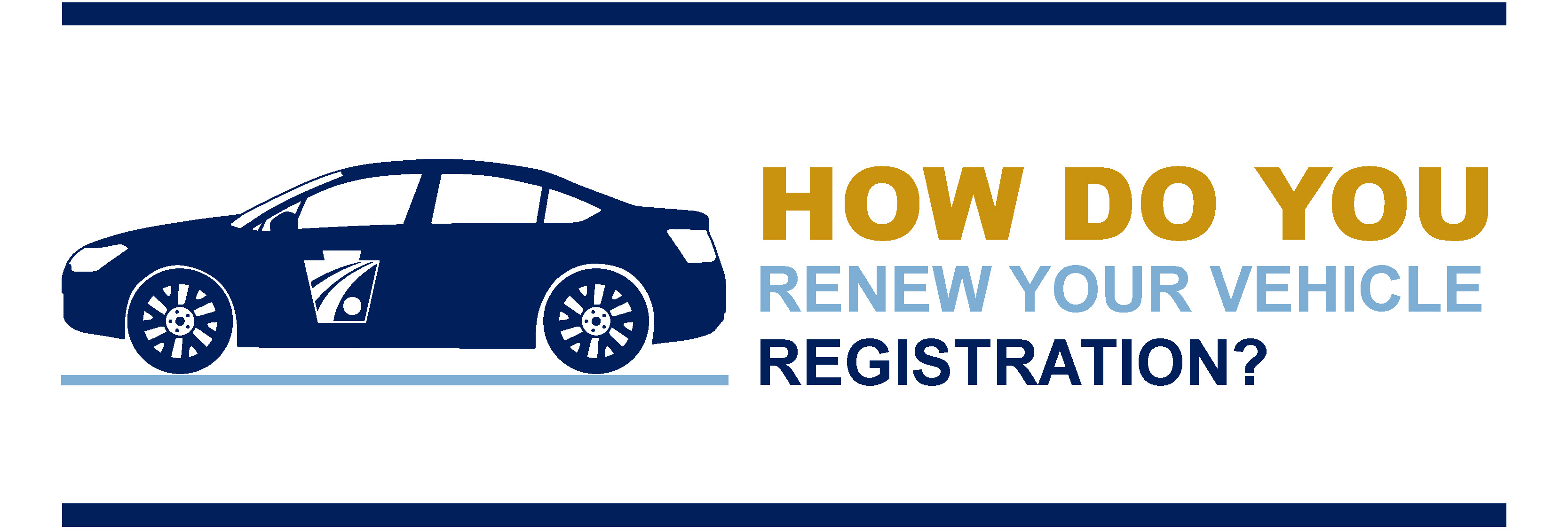 How Register Your Car