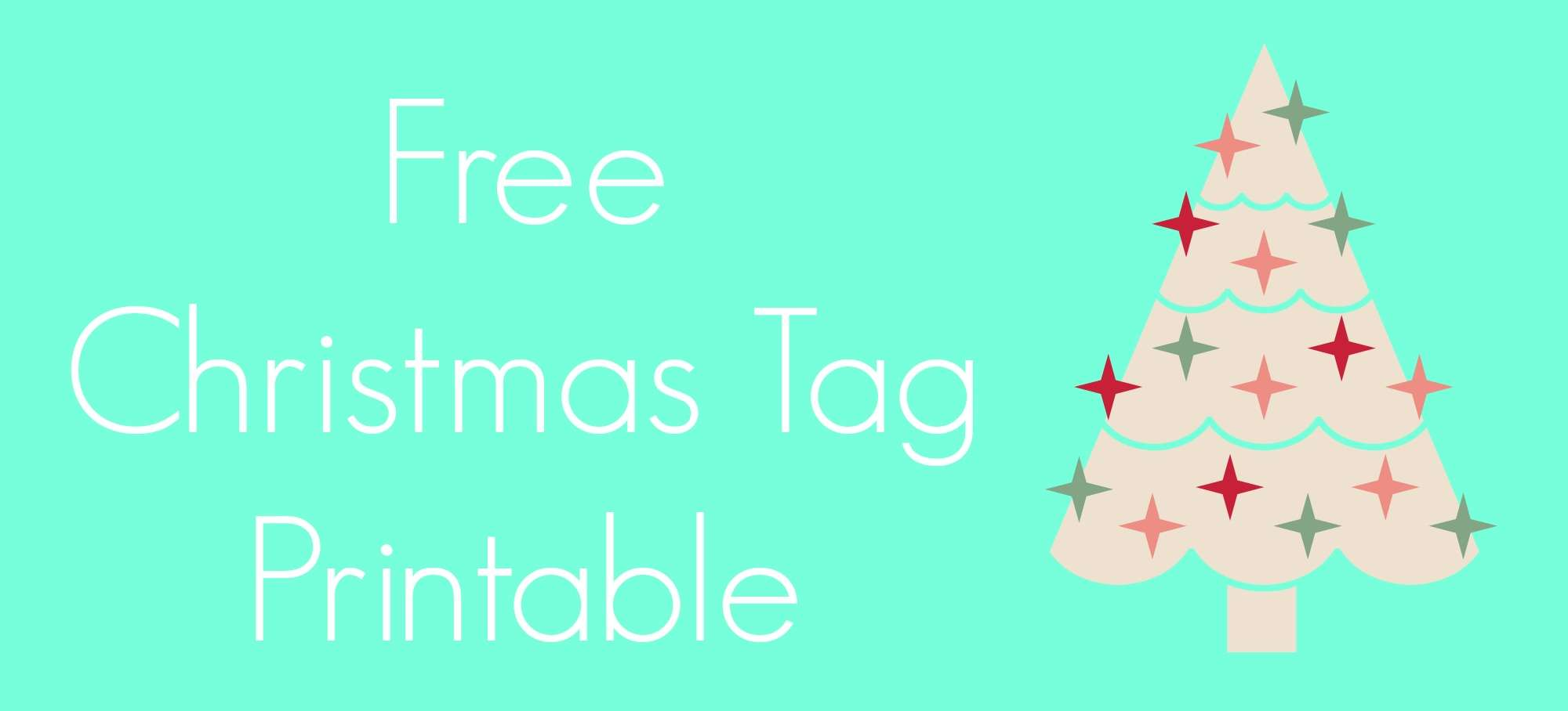 photo regarding Christmas Tag Printable named Absolutely free Xmas Tag Printable! - Pennies into Pearls