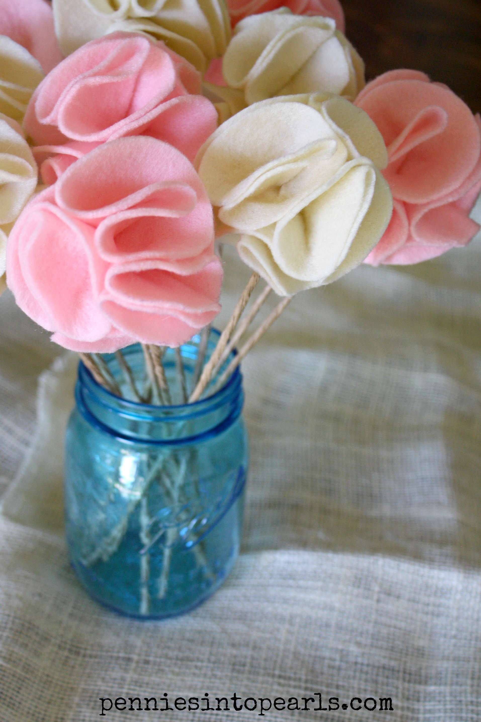 And frugal felt flowers fancy and frugal felt flowers izmirmasajfo Images