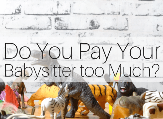 You have all your date night ideas all planned out but what about the babysitter? AND how much are you going to pay the babysitter? 5 guidelines for paying your next babysitter on date night.