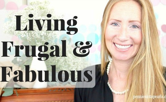 This is the place to find frugal living tips to help you live frugal AND fabulous on a budget! Weekly tips and tricks to save more money, pay off debt, make more money, delicious food, easy, cheap, and beautiful DIY projects, and everything else frugal and fabulous!
