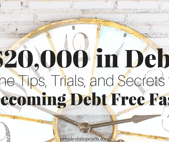 This family shares all the details of their journey to paying off $20,000 in debt in just 12 months! Plus 2 BIG mistakes they would change if starting over their debt free journey that can help you SAVE THOUSANDS when paying off debt!