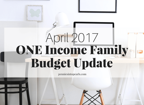 She does such a great job of showing exactly how they budget on one income! Every single spending category with exact numbers showing how to save money on one income. She shares every single dollar that goes in and out of their one income family budget.