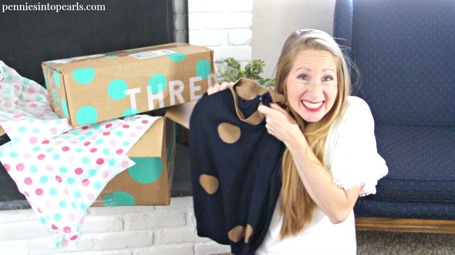 My first ever ThredUp haul and I have some pretty serious feelings about it! In this ThredUp review video I am sharing my first reaction to my ThredUp haul try on session. ThredUp sponsored this video and as always, all opinions are 100% genuine and real!