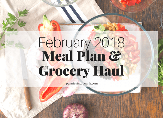 It's back! After a month of no meal planning and living off freezer meals, I have a brand new monthly meal plan ready to share with you Pearls! Bringing you this monthly FREE PRINTABLE meal plan! This is the perfect way to do meal planning for families and to save money on groceries! You can also use this monthly meal plan to do your meal planning for the week! I'm sharing all my meal planning tips for beginners!