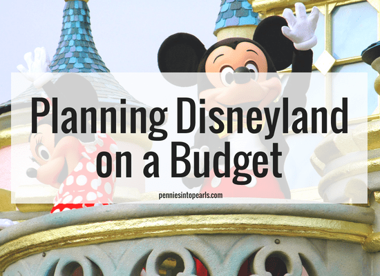 You need to know these four categories that will help you start planning a Disneyland vacation on a budget. You WILL over spend if you don't follow these Disneyland planning tips! These tips will show you how to save money at Disneyland no matter how many people are coming on your Disney trip! Planning a Disneyland trip will be easy with these four tips!