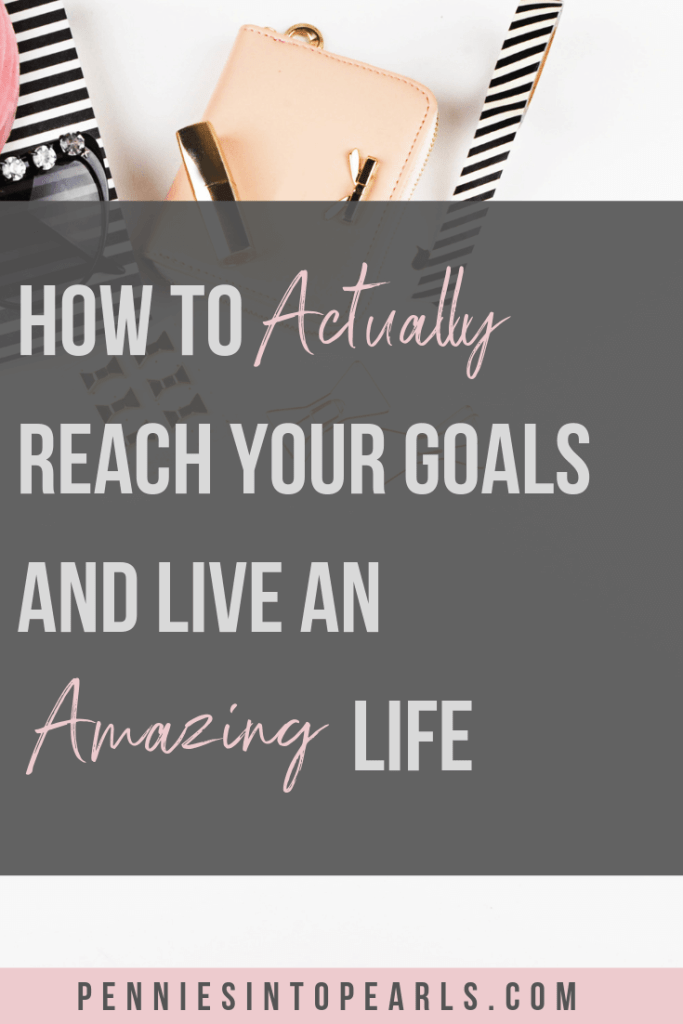 Staying motivated to reach your goals for your family can be hard. This is how to set an action plan in order to reach your goals and start living an amazing life you never thought was possible.
