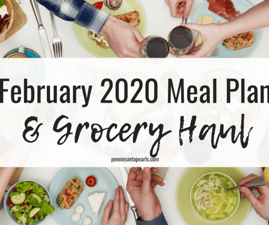 This meal planning on a budget post will help you plan a whole month of healthy and kid friendly meals your family will love.