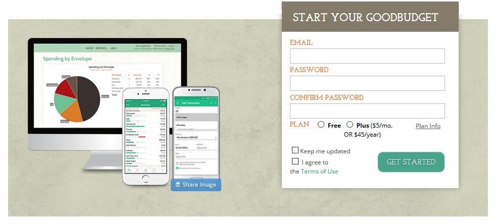 best envelope budget sysetm app