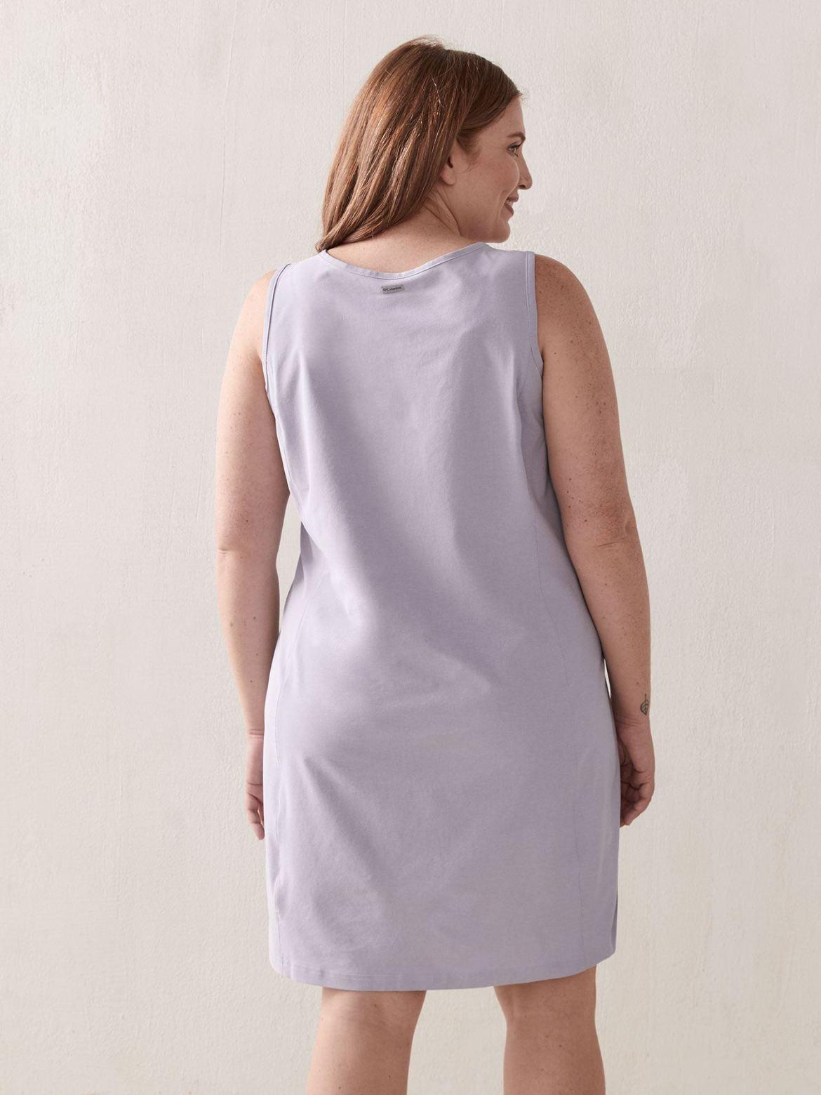 Sleeveless Anytime Casual III Dress - Columbia