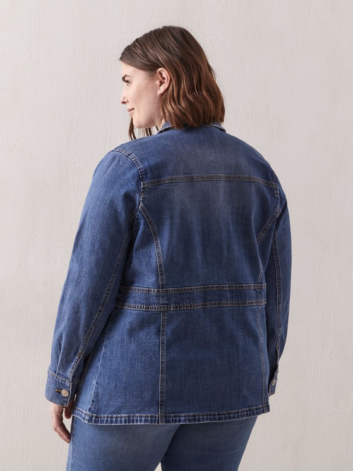 Safari Denim Jacket - d/C Jeans