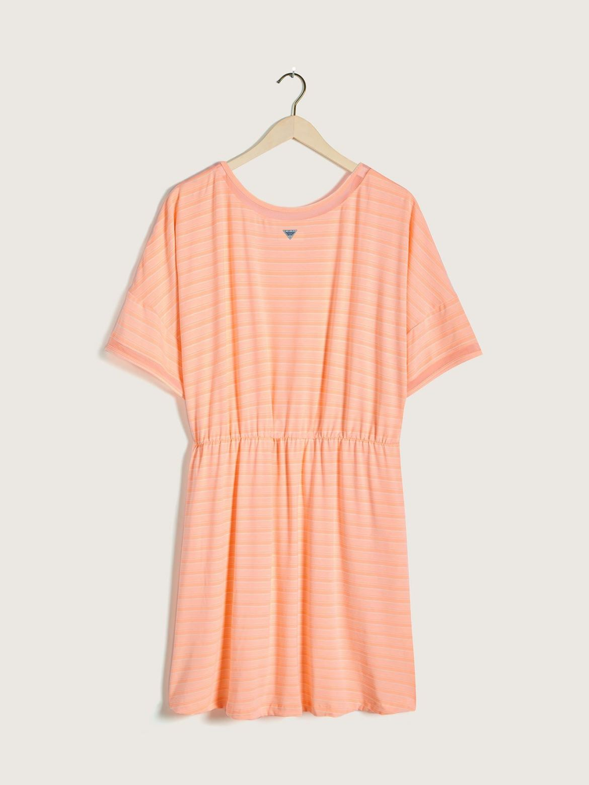 Slack Water Dress - Columbia