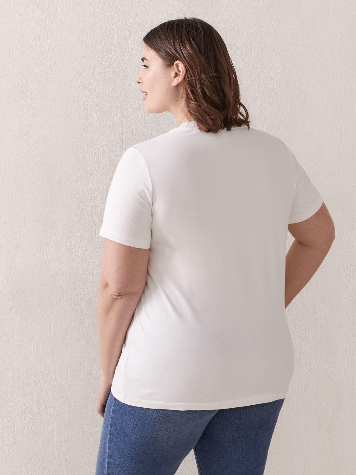 Cotton Original Trefoil Short Sleeve T-Shirt - adidas