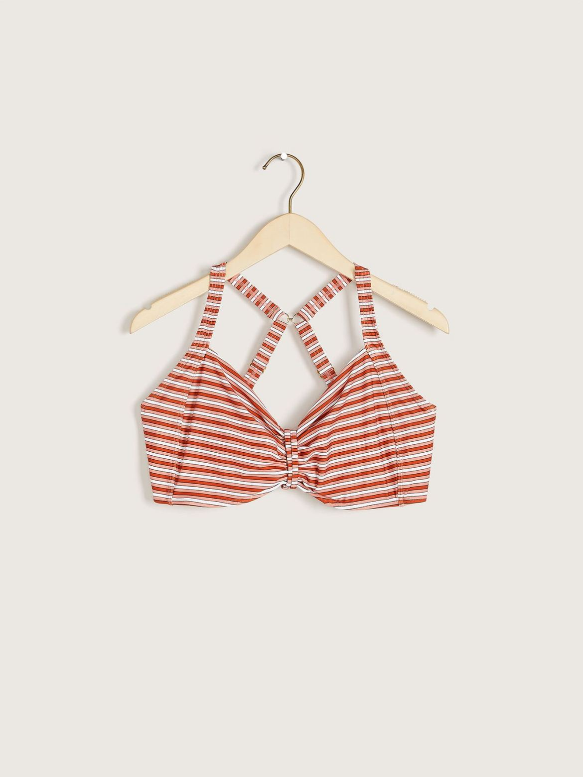 Newbridge Minimizer Bikini Top, F Cup - Azura