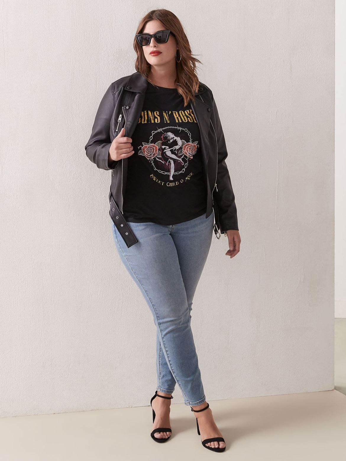 Guns N' Roses Boyfriend T-Shirt - Love & Legend