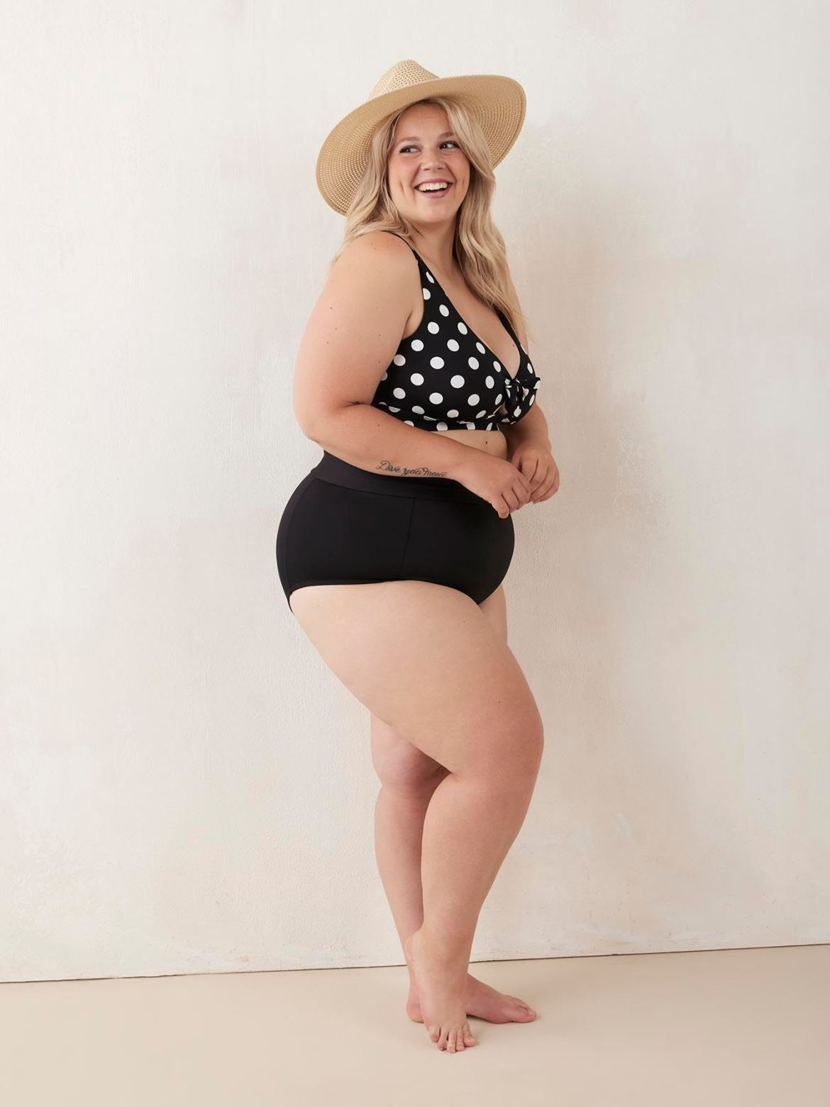 Basic Swim High-Waisted Brief - In Every Story