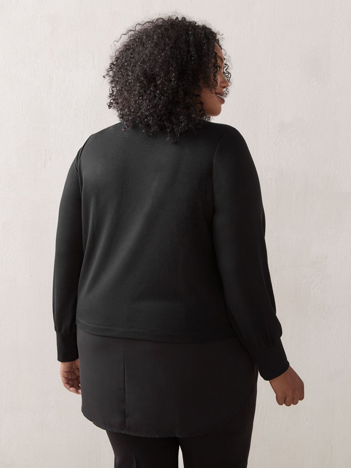 Long Sleeve Fooler Top - In Every Story