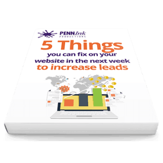 5 Things you can fix on your website in the next two weeks to increase leads