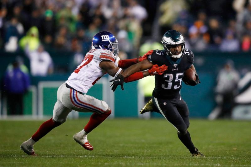 Eagles rewind: Practice squad players step up, injury updates, stock watch and more from comeback win over Giants