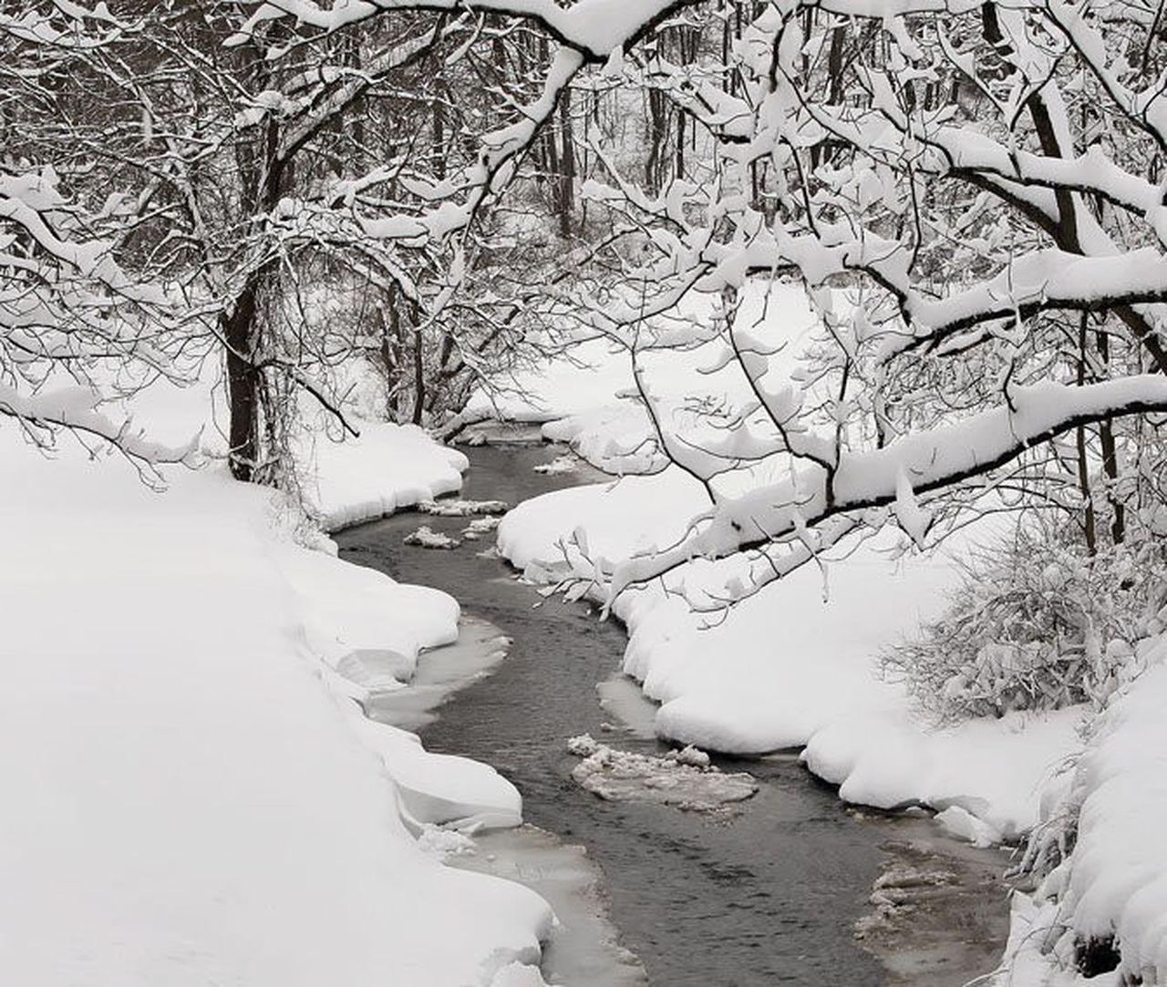 Snow Storm Bears Down On Mid Atlantic Region Including