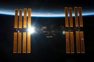 A weekend will offer 2 great views of a space station over Pennsylvania