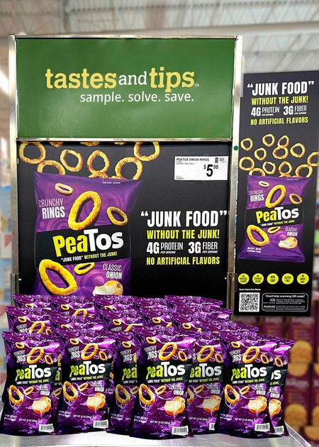peatos junk food without junk lands