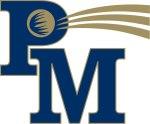 PM initials logo